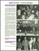 1989 Bloomfield High School Yearbook Page 44 & 45