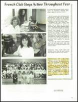 1989 Bloomfield High School Yearbook Page 66 & 67