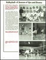 1989 Bloomfield High School Yearbook Page 80 & 81