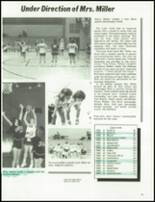 1989 Bloomfield High School Yearbook Page 86 & 87