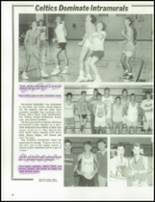 1989 Bloomfield High School Yearbook Page 92 & 93