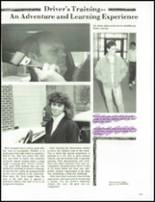 1989 Bloomfield High School Yearbook Page 116 & 117