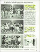 1989 Bloomfield High School Yearbook Page 140 & 141