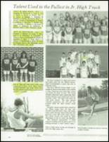 1989 Bloomfield High School Yearbook Page 148 & 149