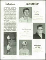 1989 Bloomfield High School Yearbook Page 180 & 181