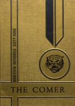 1969 Yearbook B. B. Comer Memorial High School