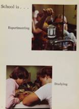1974 Holmes High School Yearbook Page 12 & 13