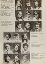 1974 Holmes High School Yearbook Page 24 & 25