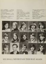1974 Holmes High School Yearbook Page 28 & 29