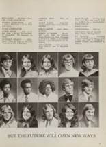 1974 Holmes High School Yearbook Page 30 & 31