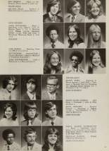 1974 Holmes High School Yearbook Page 32 & 33