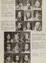 1974 Holmes High School Yearbook Page 34 & 35