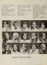1974 Holmes High School Yearbook Page 36 & 37