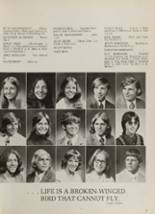 1974 Holmes High School Yearbook Page 38 & 39