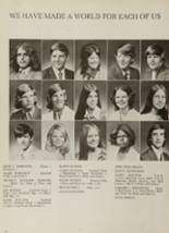 1974 Holmes High School Yearbook Page 40 & 41