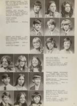 1974 Holmes High School Yearbook Page 42 & 43