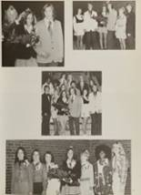 1974 Holmes High School Yearbook Page 54 & 55