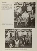 1974 Holmes High School Yearbook Page 62 & 63