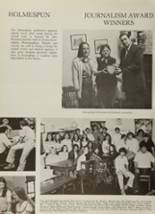 1974 Holmes High School Yearbook Page 68 & 69