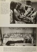 1974 Holmes High School Yearbook Page 76 & 77