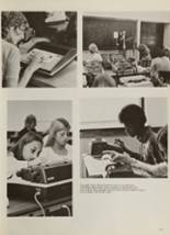 1974 Holmes High School Yearbook Page 104 & 105