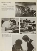 1974 Holmes High School Yearbook Page 106 & 107
