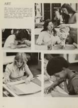 1974 Holmes High School Yearbook Page 108 & 109
