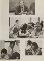 1974 Holmes High School Yearbook Page 110 & 111