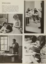 1974 Holmes High School Yearbook Page 112 & 113
