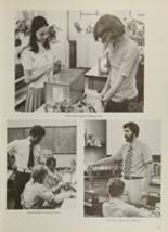 1974 Holmes High School Yearbook Page 116 & 117