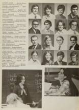 1974 Holmes High School Yearbook Page 132 & 133