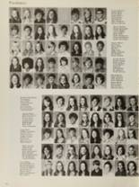 1974 Holmes High School Yearbook Page 156 & 157