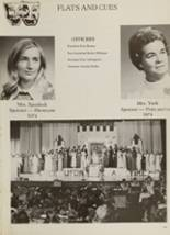 1974 Holmes High School Yearbook Page 172 & 173