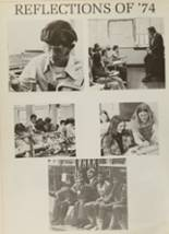 1974 Holmes High School Yearbook Page 180 & 181