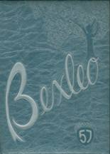 1957 Yearbook Bexley High School