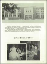 1961 Homer High School Yearbook Page 10 & 11