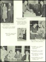 1961 Homer High School Yearbook Page 16 & 17