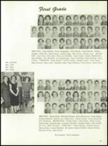 1961 Homer High School Yearbook Page 22 & 23