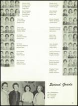 1961 Homer High School Yearbook Page 24 & 25