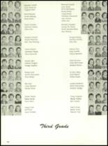 1961 Homer High School Yearbook Page 26 & 27