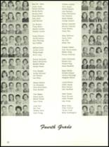 1961 Homer High School Yearbook Page 28 & 29