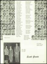 1961 Homer High School Yearbook Page 30 & 31
