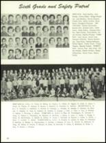 1961 Homer High School Yearbook Page 32 & 33