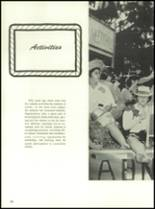1961 Homer High School Yearbook Page 34 & 35