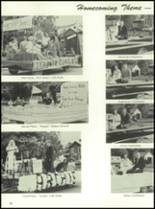 1961 Homer High School Yearbook Page 36 & 37