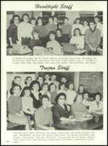 1961 Homer High School Yearbook Page 38 & 39