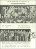 1961 Homer High School Yearbook Page 40 & 41