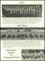 1961 Homer High School Yearbook Page 42 & 43