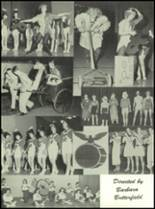 1961 Homer High School Yearbook Page 46 & 47