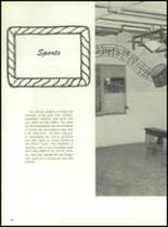 1961 Homer High School Yearbook Page 50 & 51